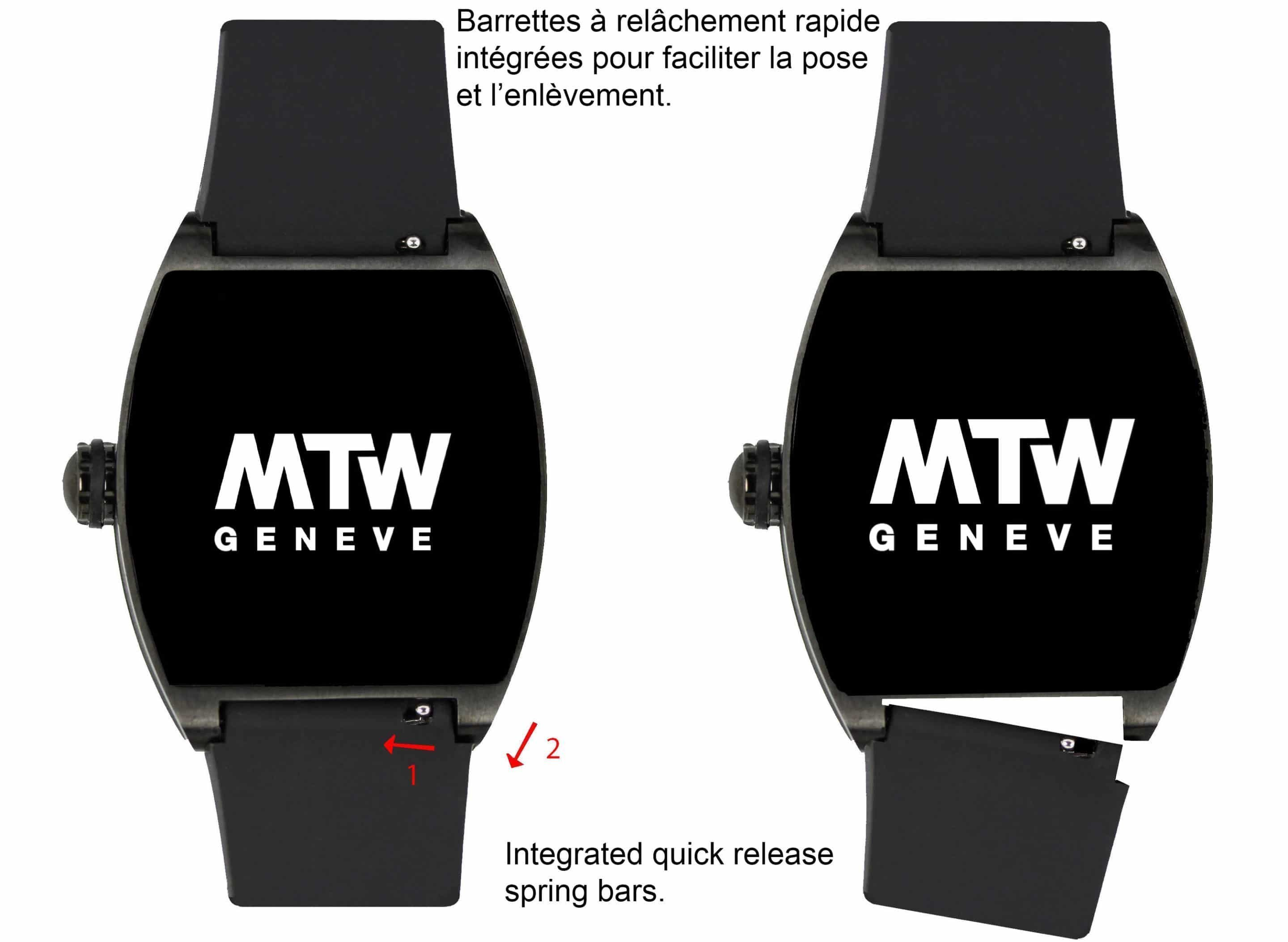 bracelet mtw genève
