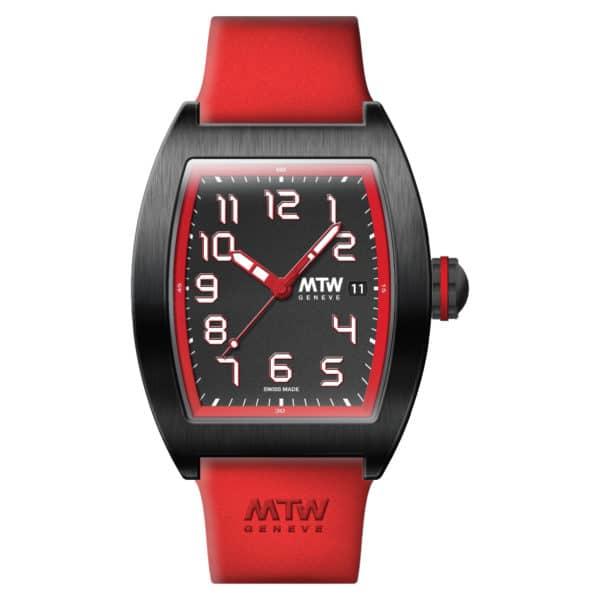 mt2 r noir cadran rouge