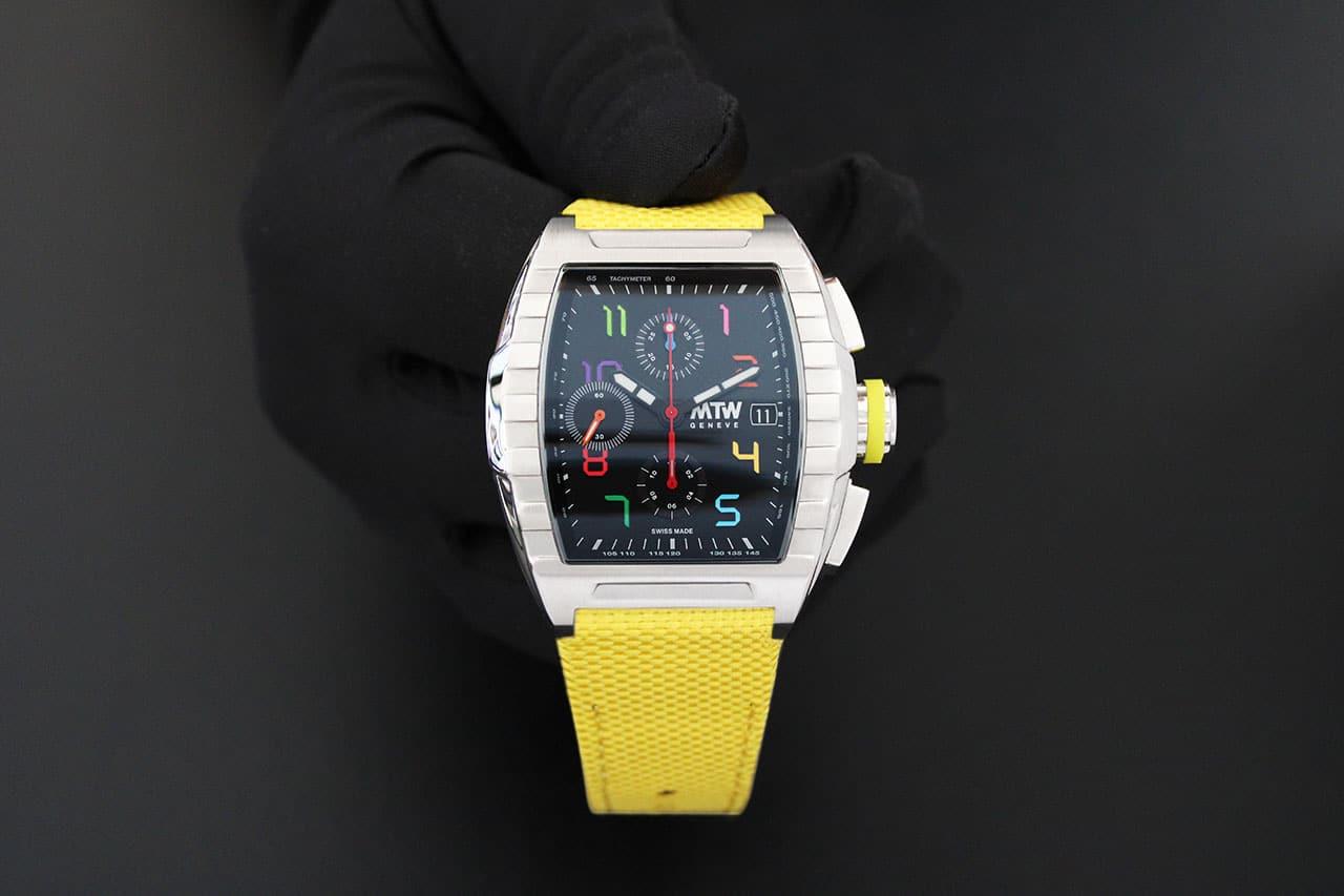 montre automatique suisse