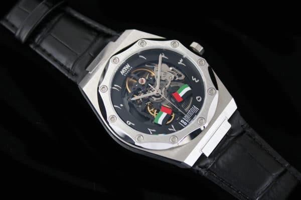 montre suisse automatique emirates
