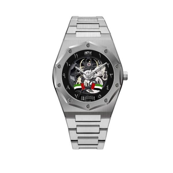 montre suisse automatique edition emirates